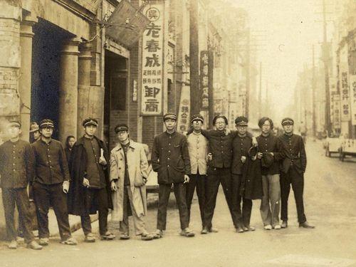 旧制台北高校の学生